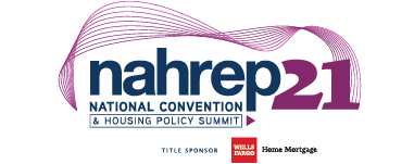 2021 NAHREP National Convention & Housing Policy Summit Logo