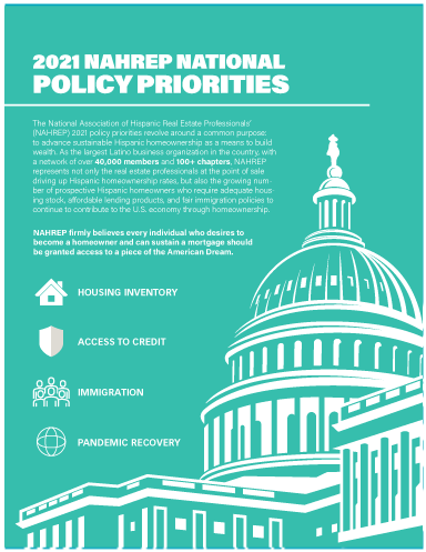 NAHREP Policy Priorities