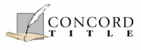 Concord Title