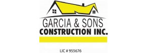 Garcia & Sons Construction