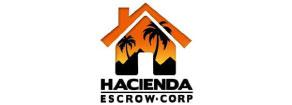 Hacienda Escrow