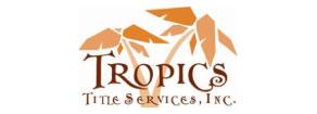 Tropics Title