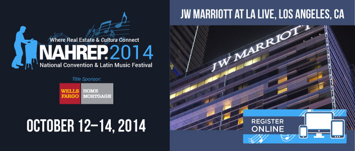 2014 NAHREP National Convention & Latin Music Festival