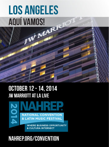 Save the Date for the 2014 NAHREP National Convention!