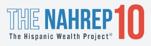 The NAHREP 10 | The Hispanic Wealth Project (R)