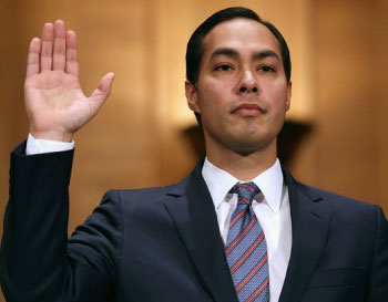 Rising Democratic Latino star confirmed as HUD Secretary