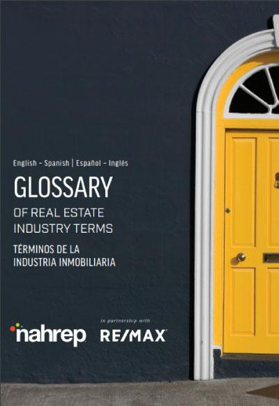 Glossary – NAHREP